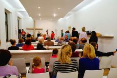 12.11. 2017 Koncert Rainbow gospel choir