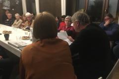 Hosté ve sboru: Jáchym Topol  - březen 2020
