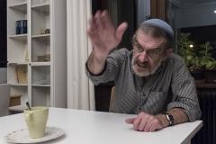 Večer s hostem - Jaroslav Achab Haidler (11.1. 2019, foto Tomáš Vejmelka a JŠ)