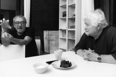 Večer s hostem - Petr Pithart (14.12. 2018), foto: Tomáš Vejmelka a J.Š.